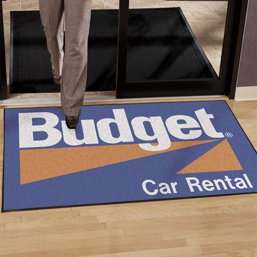 Custom Logo floor Mats