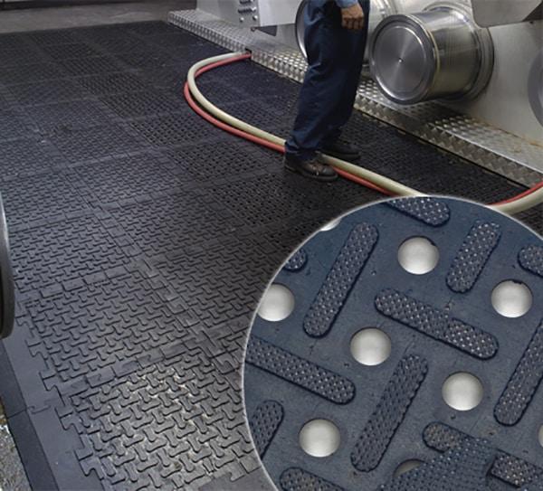 Comfort Flow Modular Tile
