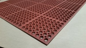 RED - Commercial Restaurant Mat