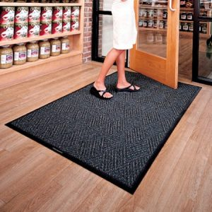 Office entrace mat