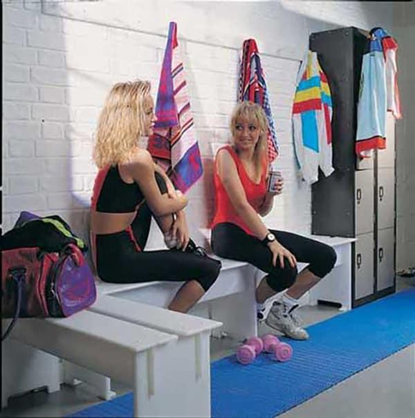 Tapetes deportivos para gimnasio
